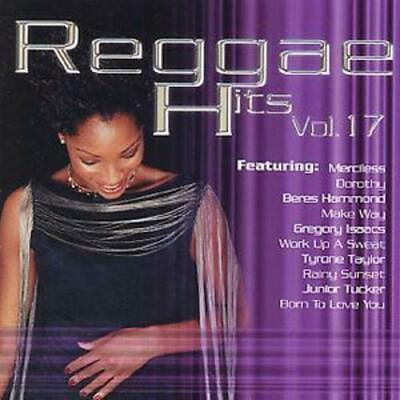 Various Artists : Reggae Hits: Vol. 17 CD (2002) Expertly Refurbished Product