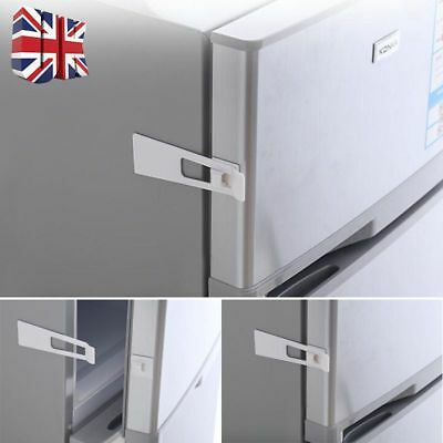 Child Baby Cupboard Cabinet Safety Locks Pet Proofing Door Drawer Fridge Kid UK