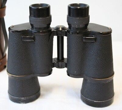 Vintage Ofuna Binoculars in Case Made in Occupied Japan 7x50 71 degree No. 11980