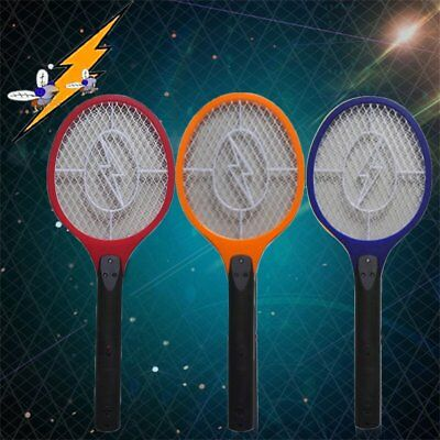 Electric Practical Insect Pest Bug Fly Mosquito Zapper Swatter Killer Racket RY