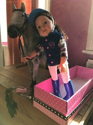 Design A Friend Doll And Horse