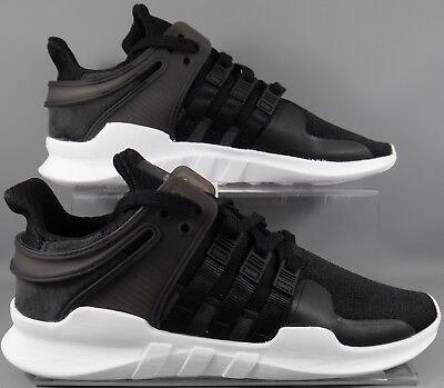 Mens ADIDAS EQT support ADV Black/white Trainers CP9557 6 to 12 UK  (new in box)