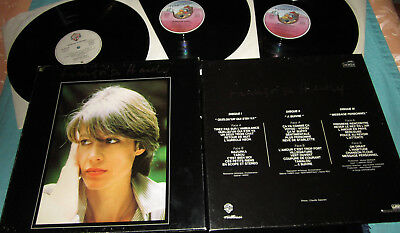 "12"" - 3LP BOX - FRANCOISE HARDY - SAME / CHANSONS !! WEA France"