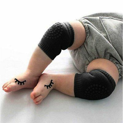 Newborn Baby Knee Pad Kid Safety Breathable Crawling Elbow Knee Protective Pad R