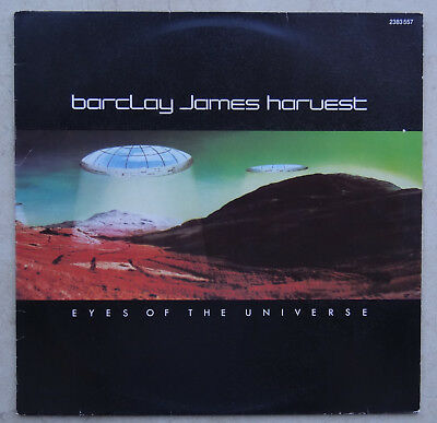 """!! LP Vinyl Barclay James Harvest """"Exes of the Universe"""" 1979 Polydor !!"""