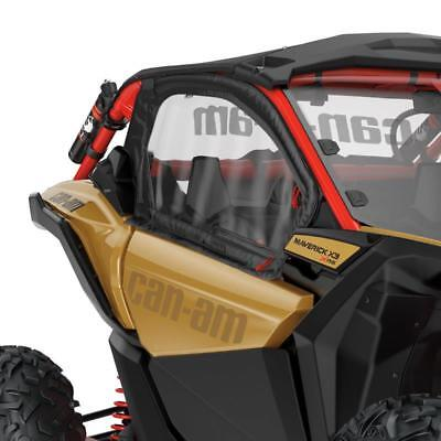 Can Am Maverick X3 upper soft door panels OEM NEW #715003752