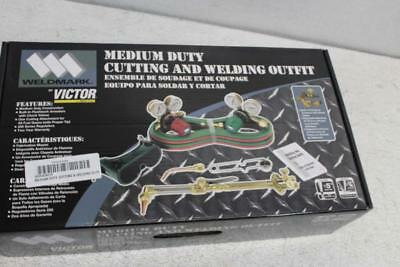 Medium Duty Cutting & Welding Outfut  0384-0672