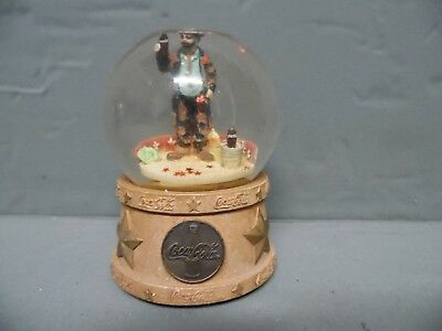 "Emmett Kelly Coca Cola ""Pause For a Coke"" Music Box 1993"