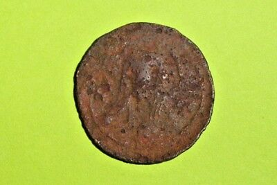 Nicephorus III ancient BYZANTINE COIN cross JESUS CHRIST rare christian money G