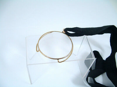 Antique Rolled Gold Monocle.