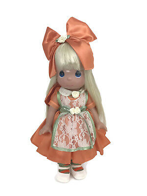 Precious Moments Disney Park Exclusive Alice In Wonderland Fall Halloween Doll