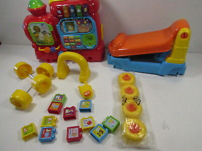 Replacement Block For Vtech Sit To Stand Ultimate Alphabet Train
