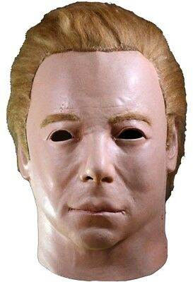Cosplay--Star Trek: The Original Series - Captain Kirk 1975 Mask