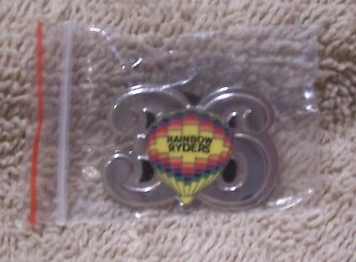 Rainbow Ryders 36 Balloon Pin