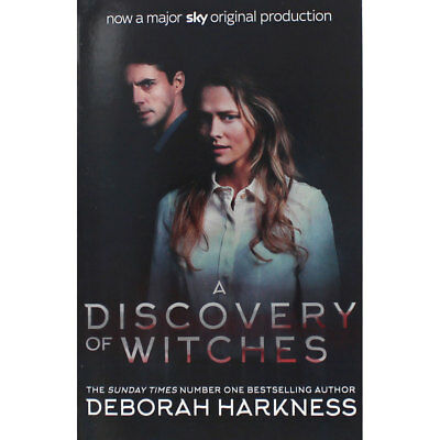 A Discovery of Witches - TV Tie-In (Paperback), Fiction Books, Brand New