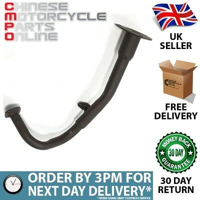 50cc Scooter Exhaust Downpipe 139QMA 139QMB with EGR Port (DWNPP027)