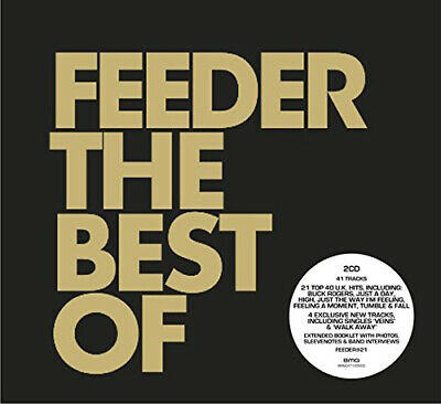 Feeder : The Best Of CD 2 discs (2017) Highly Rated eBay Seller, Great Prices