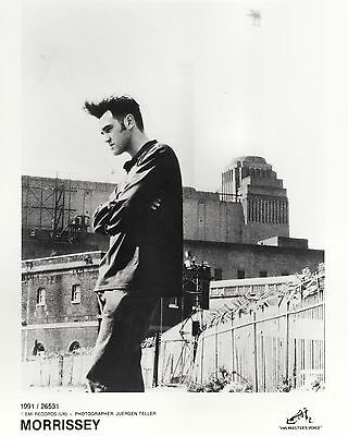 "The Smiths 10"" x 8"" Photograph no 10"