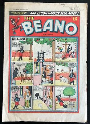 THE BEANO COMIC 24th OCTOBER 1959 VG CONDITION