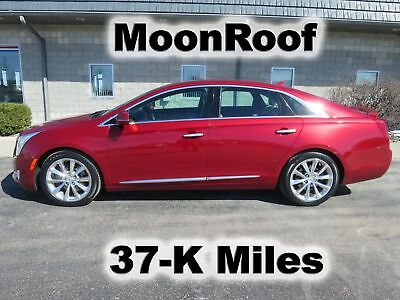 2014 Cadillac XTS Luxury XTS MOONROOF NAVIGATION HEAT-COOL SEATS BACK UP CAM REMOTE START 37-K LOW MILES