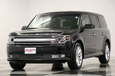 2018 Ford Flex Limited AWD  Heated Leather Navigation  Camera 2018 Limited AWD  Heated Leather Navigation  Camera Used 3.5L V6 24V Automatic