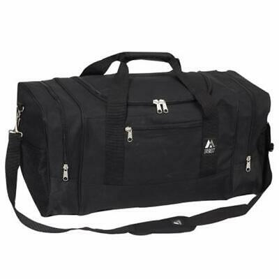 Everest  25 in. 600 Denier Polyester Sporty Duffel Gear Bag