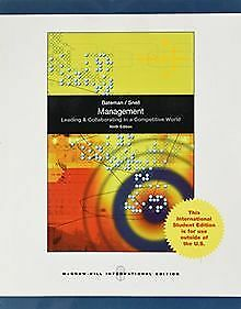 Management: Leading and Collaborating in the Competitive... | Buch | Zustand gut