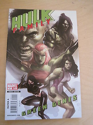 Hulk  Family : Green Genes 1 : Giant Size One - Shot. Marvel. 2009