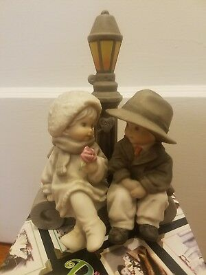 """Kim Anderson Pretty As A Picture Figurine 175331 """" You've Captured My Heart"""""""