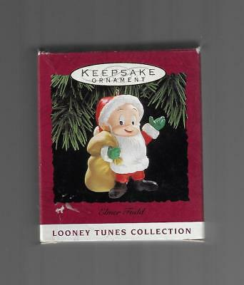 Hallmark Keepsake Ornament 1993 LOONEY TUNES ELMER FUDD as SANTA CLAUS