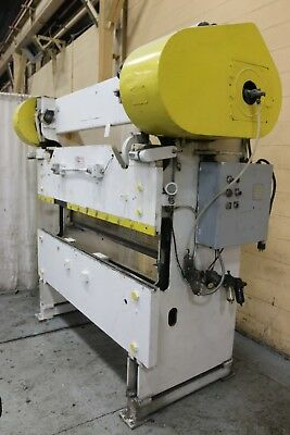45 Ton X 6' Heim Press Brake: Stock #68994