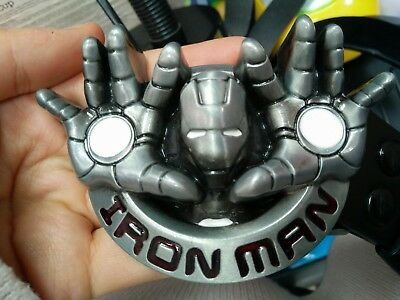 Iron Man Buckle With Belt