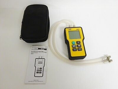 UEI TEST INSTRUMENTS Dual Differential Input Manometer EM152