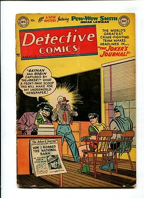 Detective Comics #193 VINTAGE Batman DC Comic Golden Age 10c Robin Joker Cover