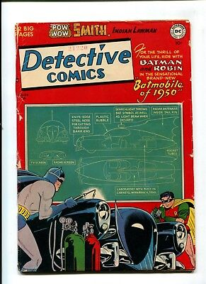 Detective Comics #156 VINTAGE Batman DC Comic Golden Age 10c Robin