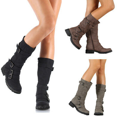 Female Biker Boots Hollow No Pegs 1//6 Figure Hot Toys Phicen Triad