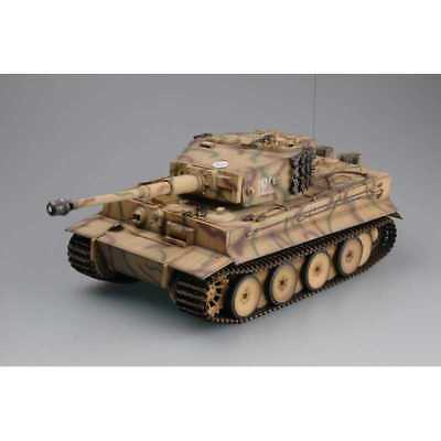 RC Panzer Tiger 1 + IR Battlesystem Soundmodul Fire action 2,4GHz RTR Torro 1:16