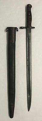 Original WWI US M1917 Bayonet made by Winchester