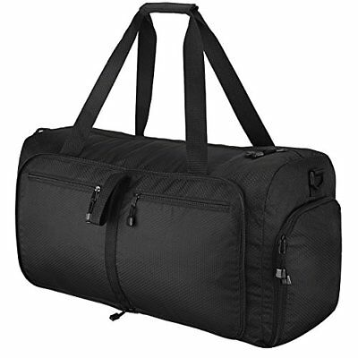 Travel Duffel Bag,60l Large Foldable Sports And Gym Duffle Bag, Water-resistant