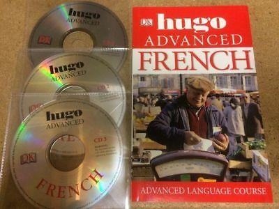 French Advanced language Course / Paperback & 3 CDS /