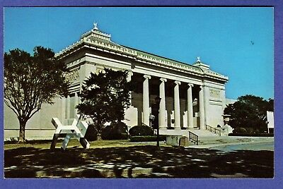 54962 NEW ORLEANS MUSEUM OF ART Louisiana Ray Trahan Photo Chrome Postcard