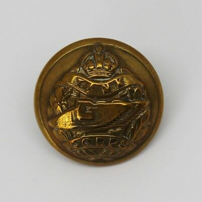WW1 Tank Corps Button (Small) #41