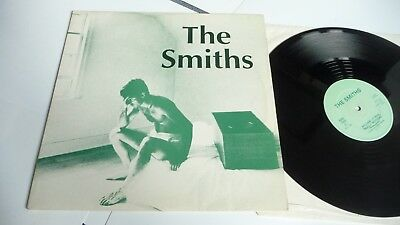 The Smiths William It Was Really Nothing 12'' Orig W Aa Sticker & Stamp 1984