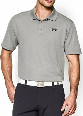 New UNDER ARMOUR heatgear UA Perforamance Loose Fit Polo Golf SHIRT Mens sizes