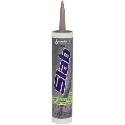 Sashco Sealants 2449791 Slab Concrete Crack Repair Sealant Water-Based 10.5 Oz.