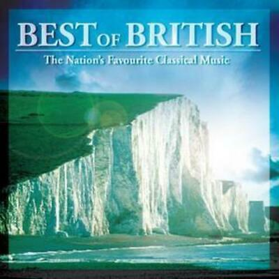 Various Composers : Best of British - The Nation's Favourite Classical Music CD