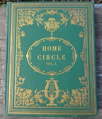 The Home Circle: A Collection of Piano-Forte Music, Volume 1 1859