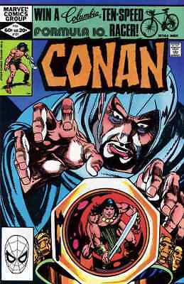 Conan The Barbarian #131-143 Near Mint 9.4 Complete Run 1982 Marvel Comics