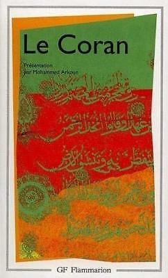 Le Coran Mohammed Arkoun Anonyme Editions Flammarion 0 Translator Kasimirski