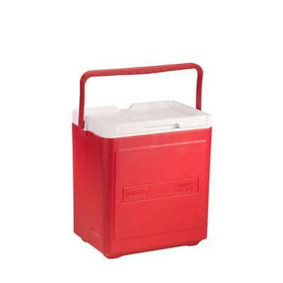 Coleman 3000000484 Red 20 Can Party Stacker Cooler